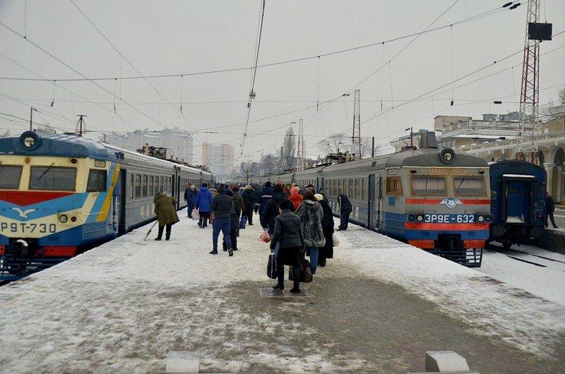 Снег начал таять, Одесса превратится в большой каток (ВИДЕО, ФОТО), фото-40