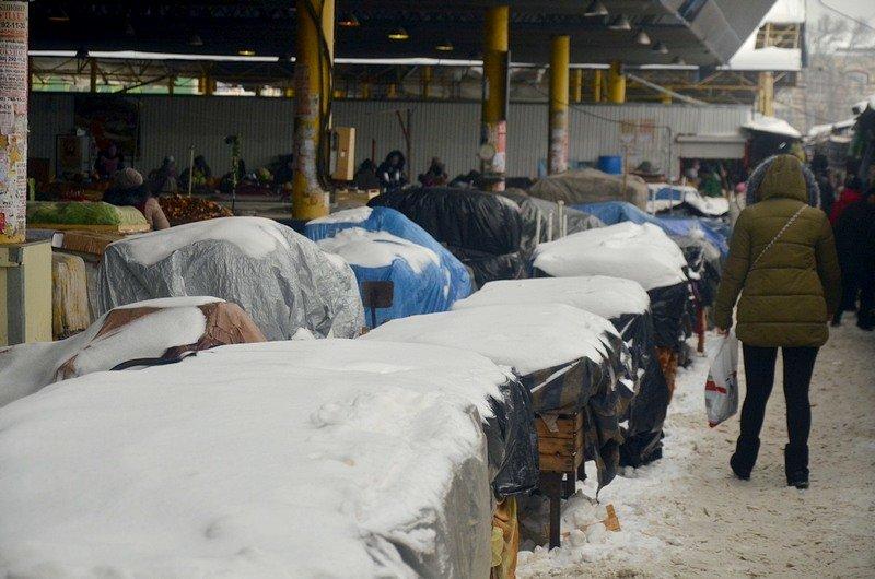 Снег начал таять, Одесса превратится в большой каток (ВИДЕО, ФОТО), фото-31