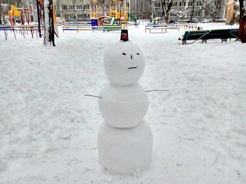 Снег начал таять, Одесса превратится в большой каток (ВИДЕО, ФОТО), фото-4