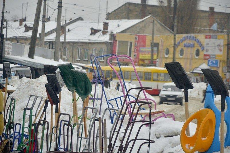 Снег начал таять, Одесса превратится в большой каток (ВИДЕО, ФОТО), фото-28