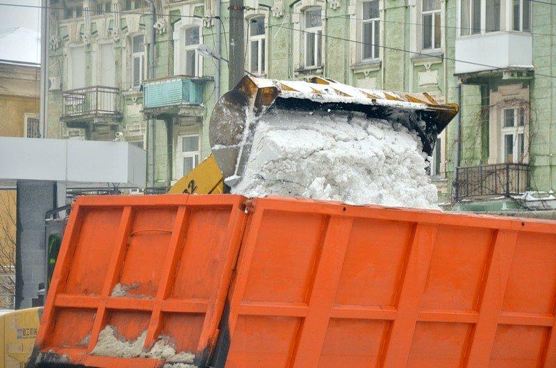 Снег начал таять, Одесса превратится в большой каток (ВИДЕО, ФОТО), фото-48