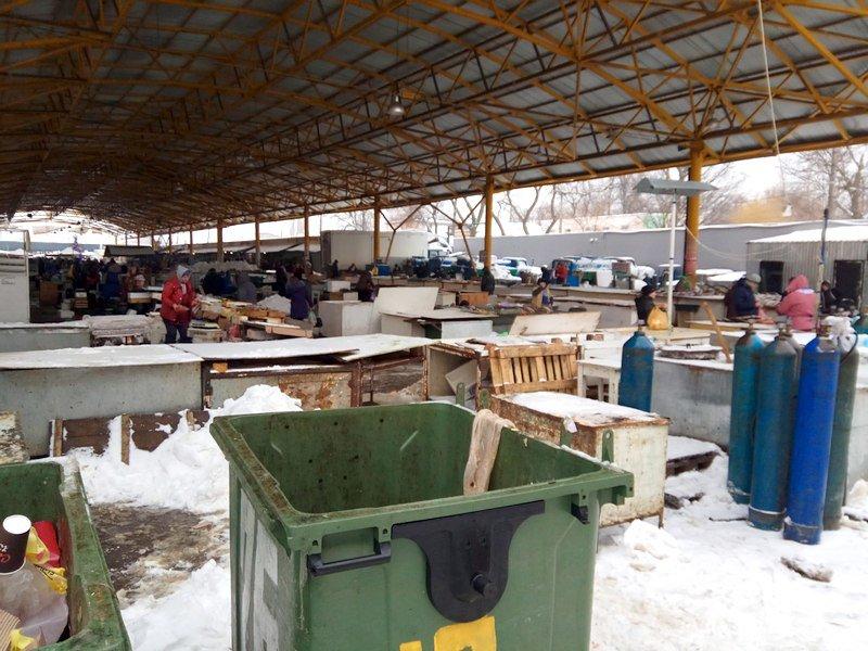 Снег начал таять, Одесса превратится в большой каток (ВИДЕО, ФОТО), фото-19