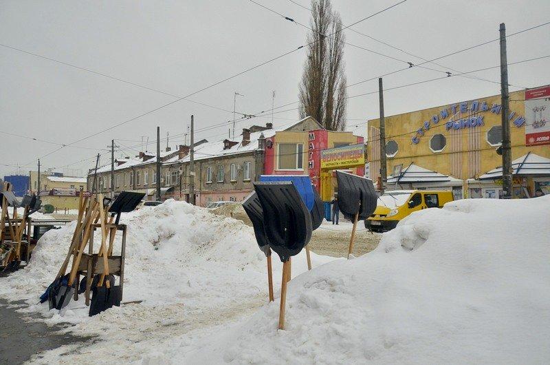 Снег начал таять, Одесса превратится в большой каток (ВИДЕО, ФОТО), фото-32