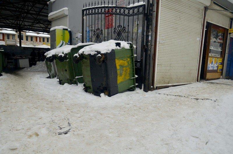 Снег начал таять, Одесса превратится в большой каток (ВИДЕО, ФОТО), фото-24