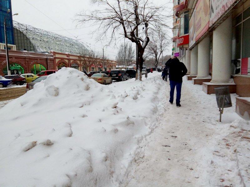 Снег начал таять, Одесса превратится в большой каток (ВИДЕО, ФОТО), фото-15