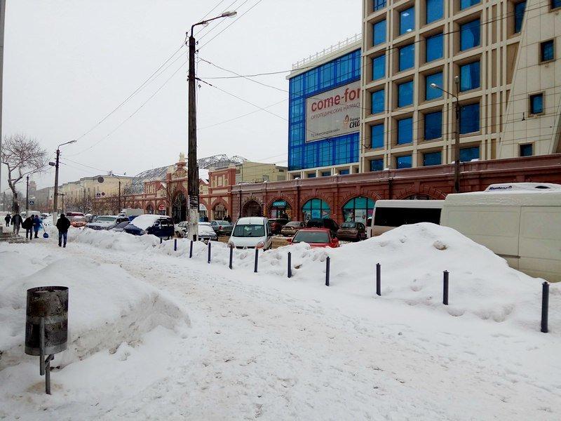Снег начал таять, Одесса превратится в большой каток (ВИДЕО, ФОТО), фото-14