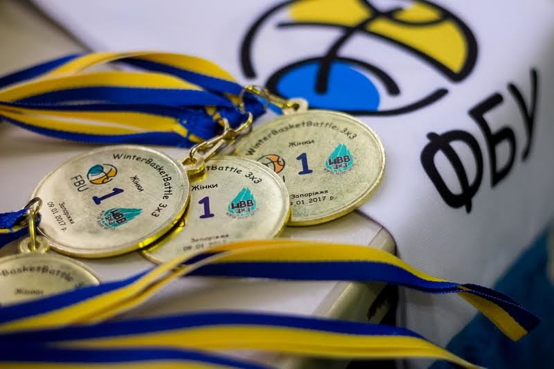 Мелитопольские студентки завоевали победу на областном турнире по стритболу, фото-1