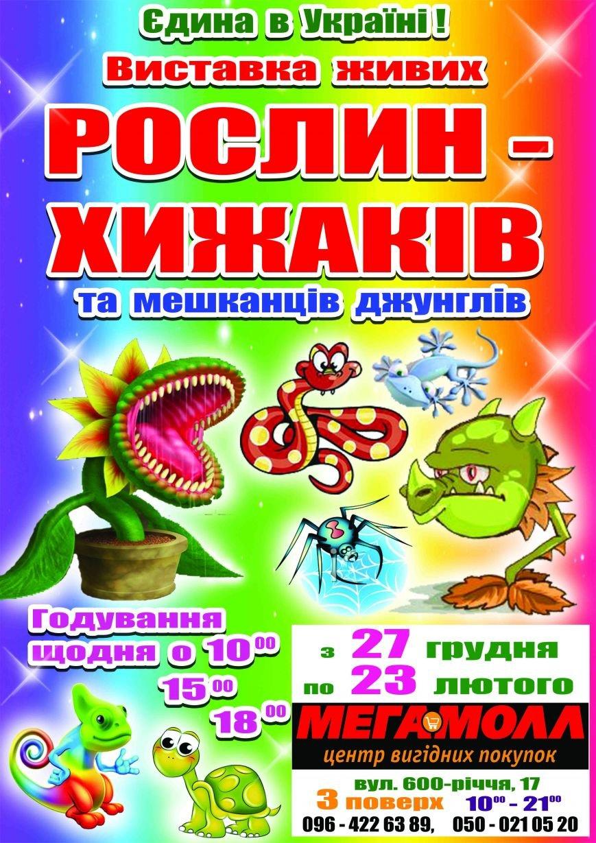 Афиша Винница А4 м