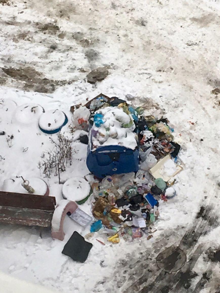 Дворы спальных районов Одессы утопают в мусоре, пока мэр в отпуске, фото-4