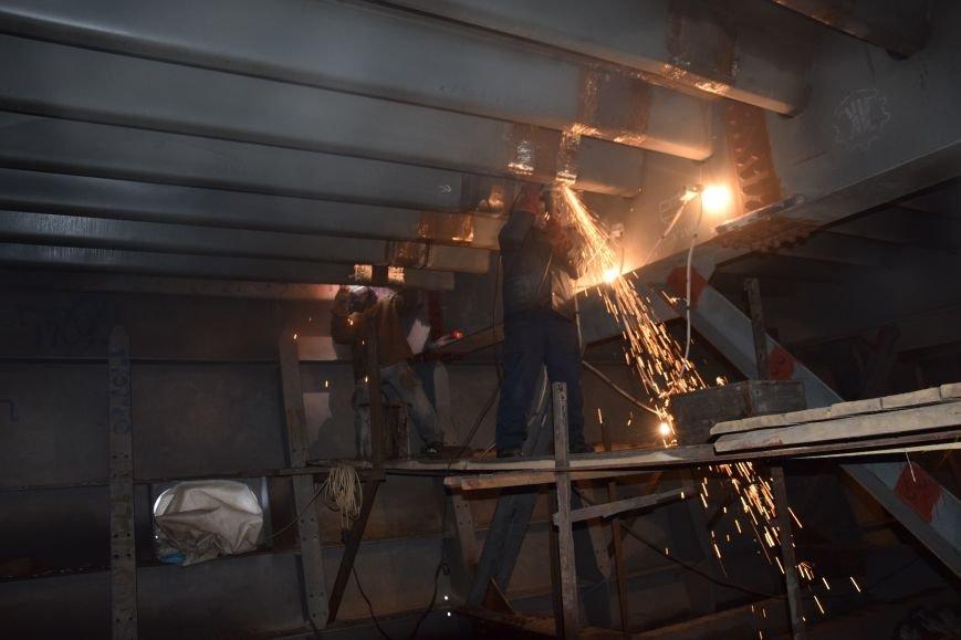 Как строят запорожские мосты: репортаж со стройплощадки, - ФОТО, ВИДЕО, фото-20