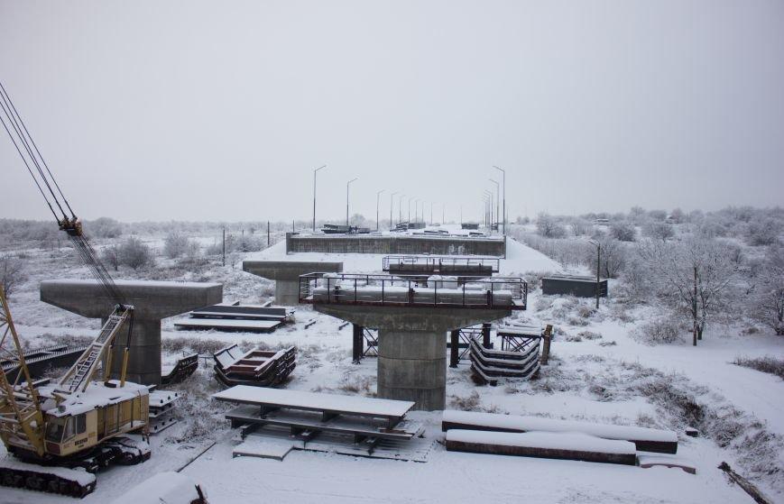 Как строят запорожские мосты: репортаж со стройплощадки, - ФОТО, ВИДЕО, фото-2