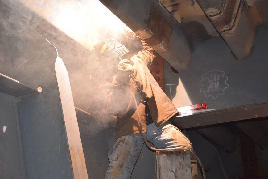 Как строят запорожские мосты: репортаж со стройплощадки, - ФОТО, ВИДЕО, фото-21