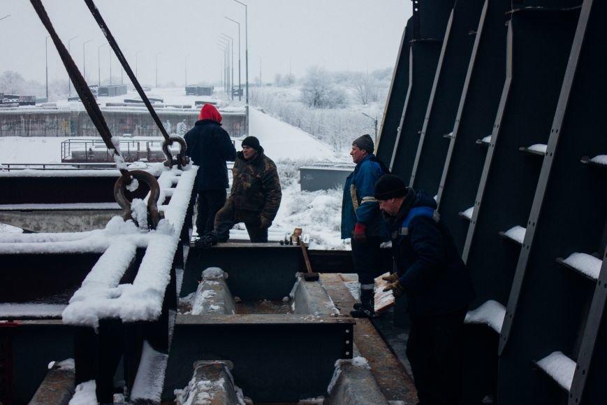 Как строят запорожские мосты: репортаж со стройплощадки, - ФОТО, ВИДЕО, фото-11