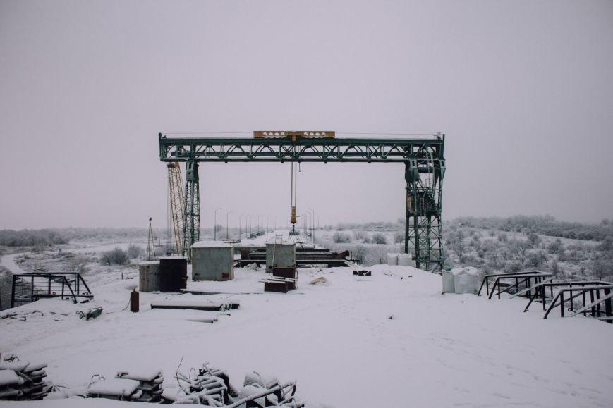 Как строят запорожские мосты: репортаж со стройплощадки, - ФОТО, ВИДЕО, фото-6