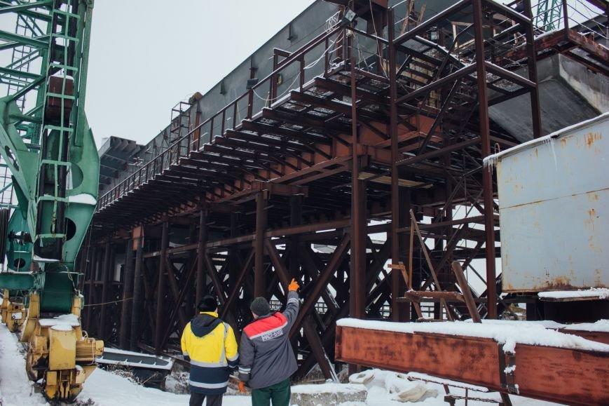 Как строят запорожские мосты: репортаж со стройплощадки, - ФОТО, ВИДЕО, фото-1