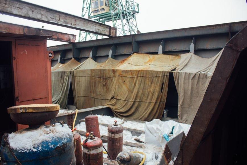 Как строят запорожские мосты: репортаж со стройплощадки, - ФОТО, ВИДЕО, фото-9