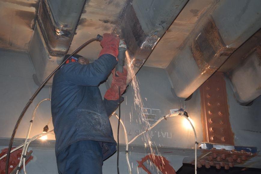 Как строят запорожские мосты: репортаж со стройплощадки, - ФОТО, ВИДЕО, фото-19
