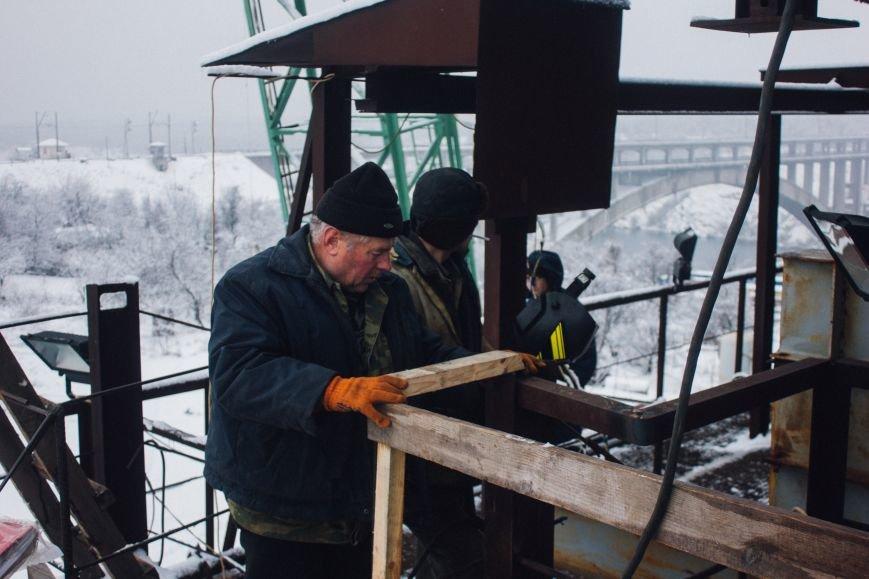 Как строят запорожские мосты: репортаж со стройплощадки, - ФОТО, ВИДЕО, фото-16