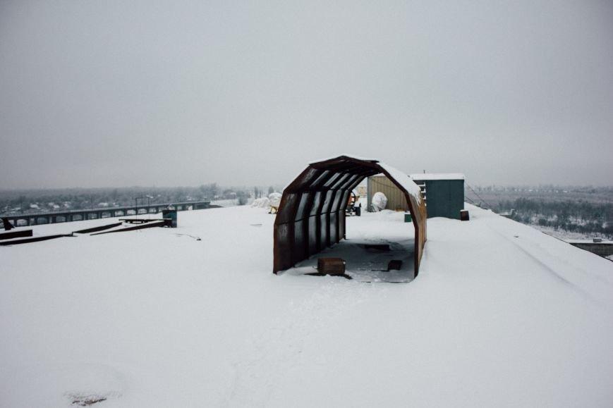 Как строят запорожские мосты: репортаж со стройплощадки, - ФОТО, ВИДЕО, фото-4
