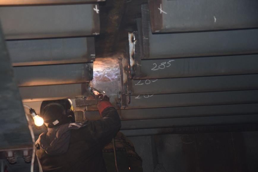 Как строят запорожские мосты: репортаж со стройплощадки, - ФОТО, ВИДЕО, фото-22