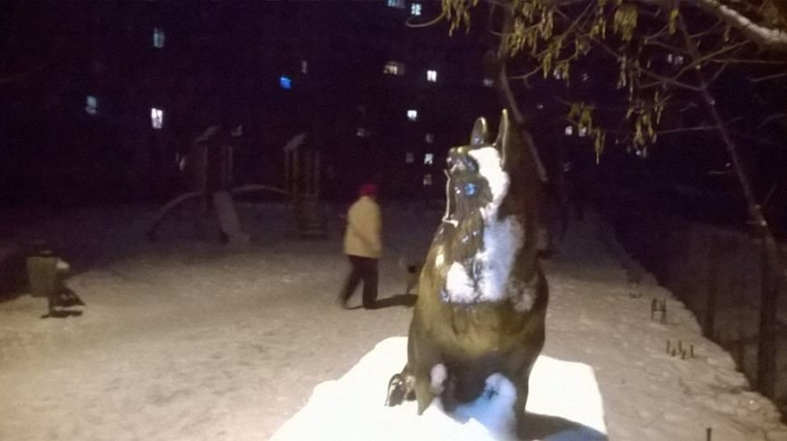 В Бердянске совершен  акт вандализма, фото-1