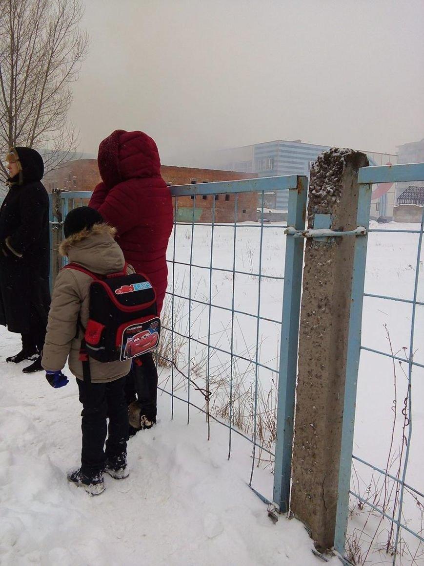 В Сумах из-за сильного задымления эвакуировали учеников школы №29 (ФОТО), фото-1