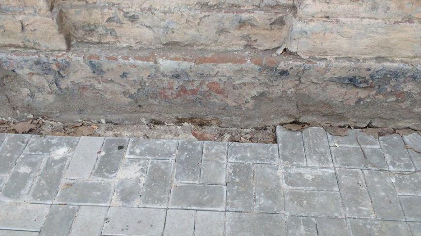 Бердянцы в соцсетях продолжают обсуждать ремонт тротуаров  в городе (фото), фото-1