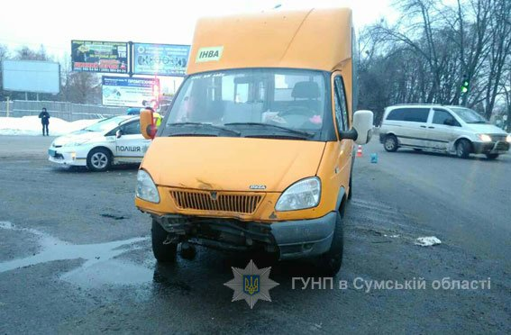 ДТП в Сумах: пострадали два человека (ФОТО), фото-3