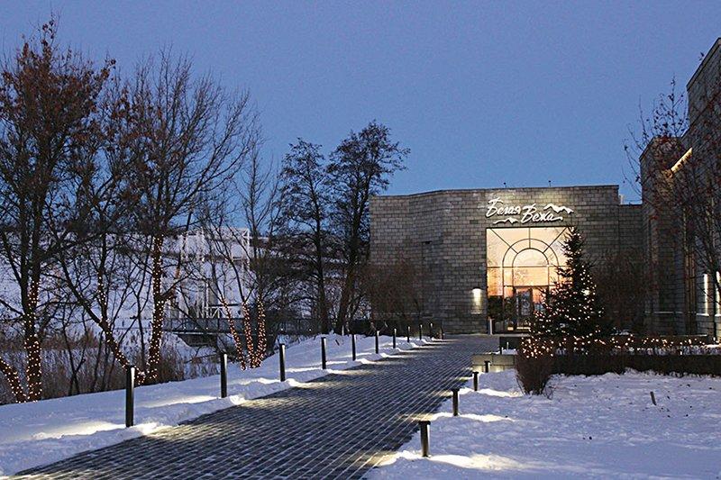В Белгородской области открыли ещё один горнолыжный комплекс, фото-2