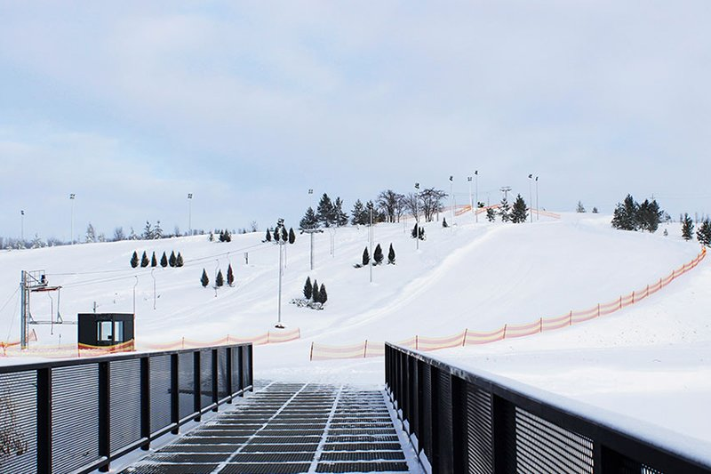 В Белгородской области открыли ещё один горнолыжный комплекс, фото-1