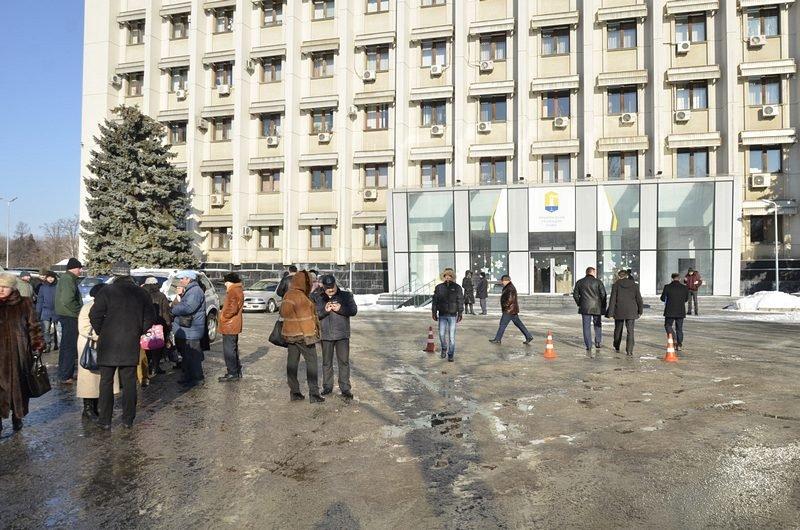 Порошенко назначал губернатора Одесской области среди грязных луж (ФОТО), фото-7