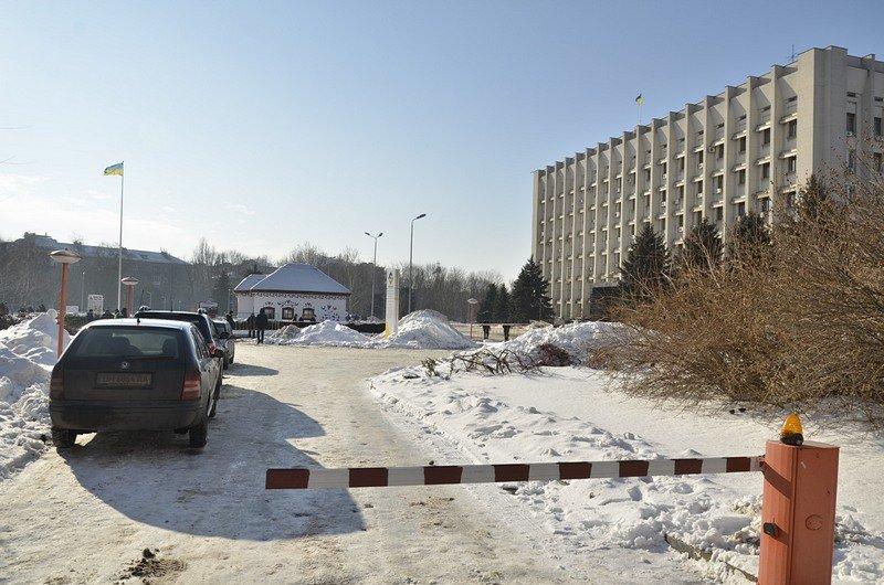 Порошенко назначал губернатора Одесской области среди грязных луж (ФОТО), фото-2