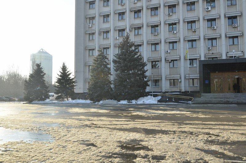 Порошенко назначал губернатора Одесской области среди грязных луж (ФОТО), фото-17