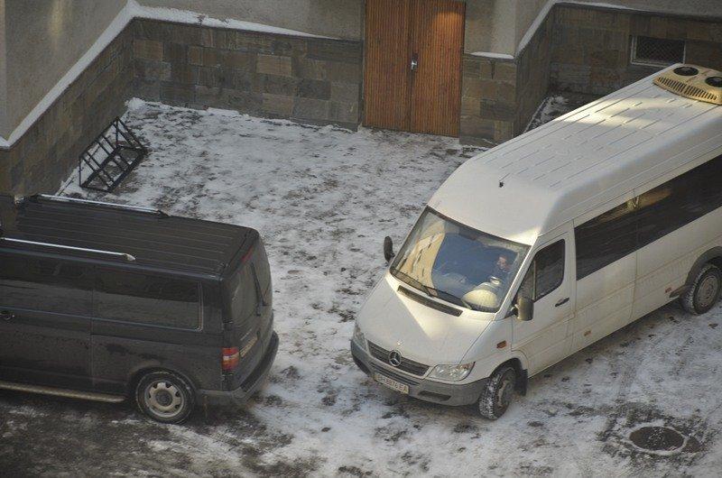 Порошенко назначал губернатора Одесской области среди грязных луж (ФОТО), фото-12