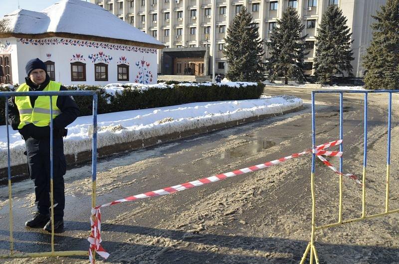Порошенко назначал губернатора Одесской области среди грязных луж (ФОТО), фото-4