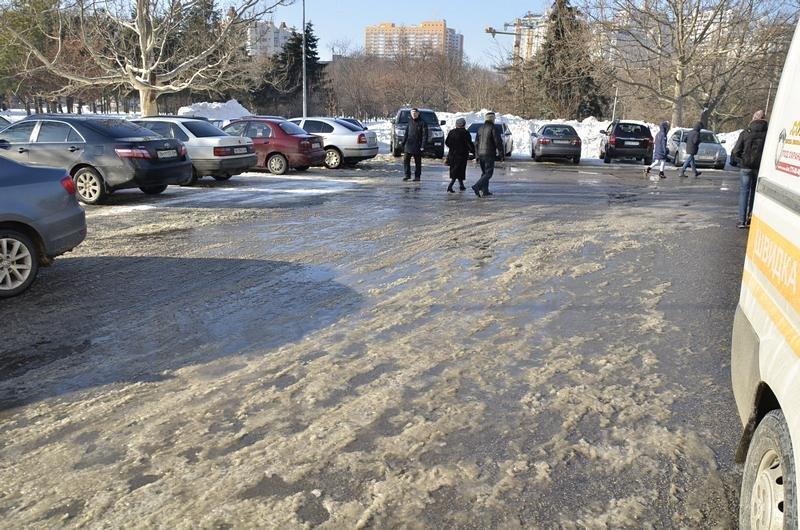 Порошенко назначал губернатора Одесской области среди грязных луж (ФОТО), фото-8