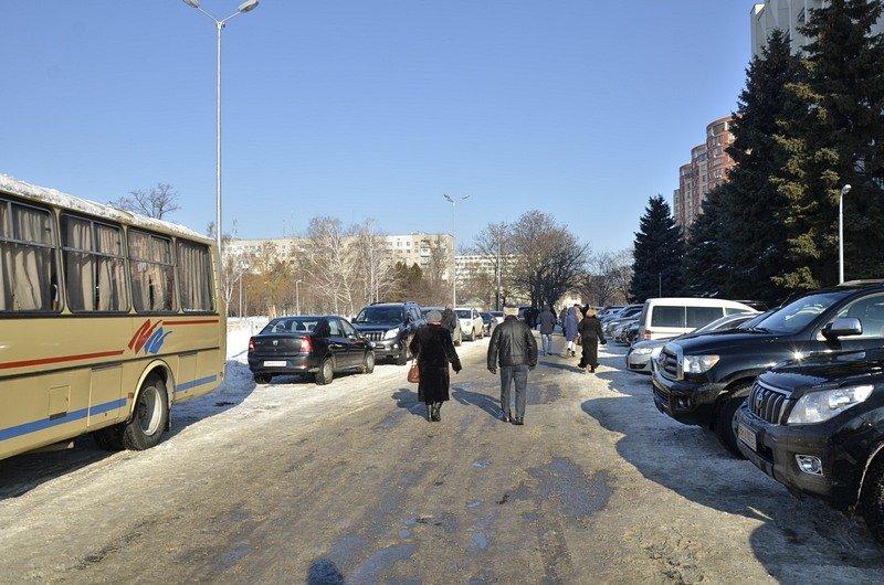 Порошенко назначал губернатора Одесской области среди грязных луж (ФОТО), фото-10
