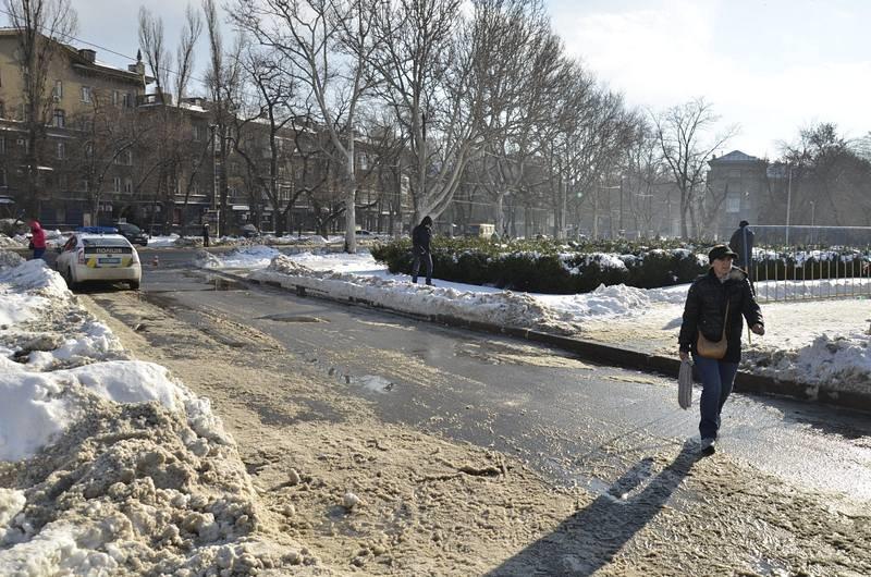 Порошенко назначал губернатора Одесской области среди грязных луж (ФОТО), фото-3