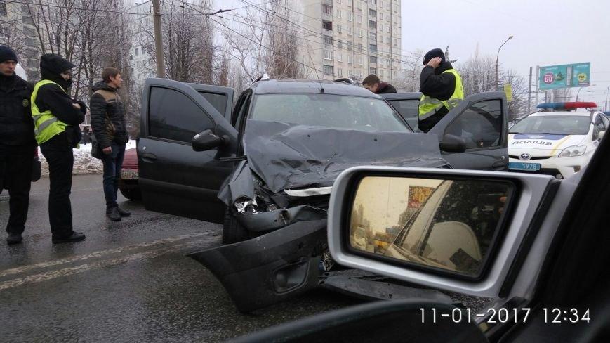 В ДТП на Салтовке пострадали пять человек (ФОТО), фото-2