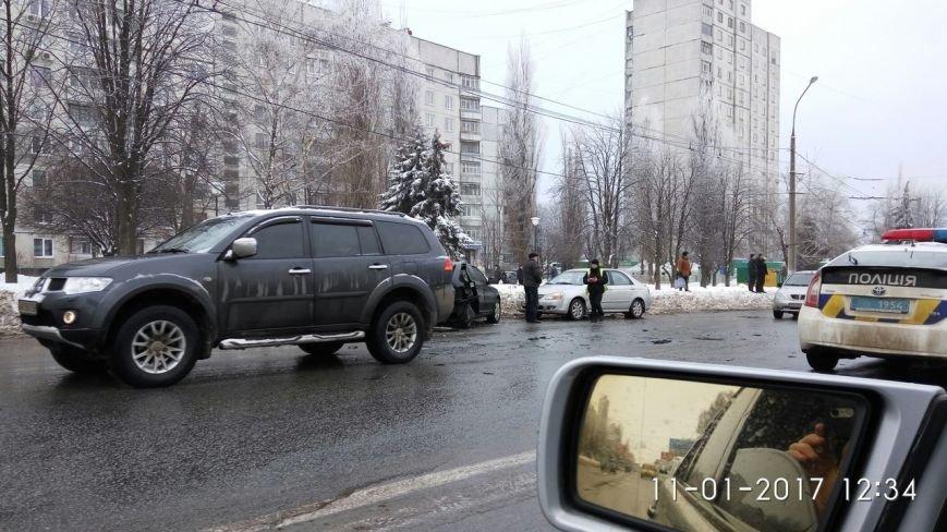 В ДТП на Салтовке пострадали пять человек (ФОТО), фото-1