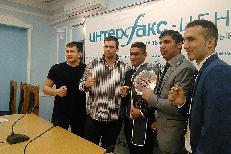 В Белгороде в феврале пройдёт бойцовский турнир BARS Night battle, фото-1