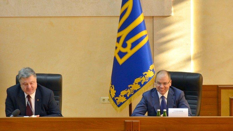 Порошенко подвел итоги работы реформаторов и представил одесситам нового главу области (ФОТО), фото-6