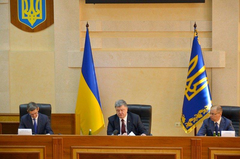 Порошенко подвел итоги работы реформаторов и представил одесситам нового главу области (ФОТО), фото-3