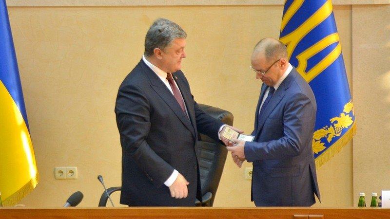 Порошенко подвел итоги работы реформаторов и представил одесситам нового главу области (ФОТО), фото-9