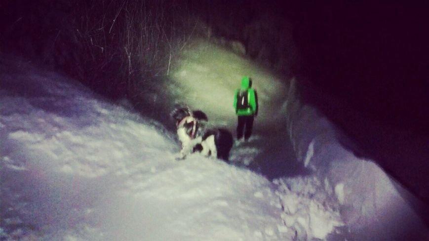 На Ай-Петри около 2 часов назад сошли две снежные лавины, фото-1