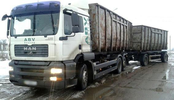 Полицейские пресекли незаконную перевозку металлолома из Мариуполя в Бердянск (ФОТО), фото-2