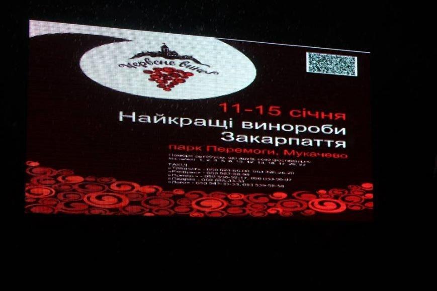 """Як у Мукачеві """"Червене вино"""" відзначають: фото, фото-12"""