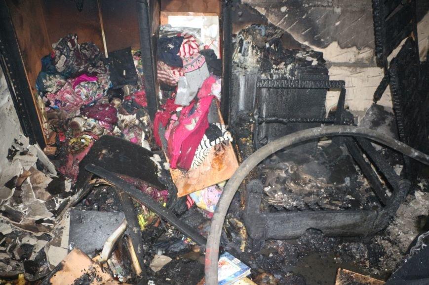 В Одессе спасатели вынесли из огня 10-летнего ребенка, фото-2