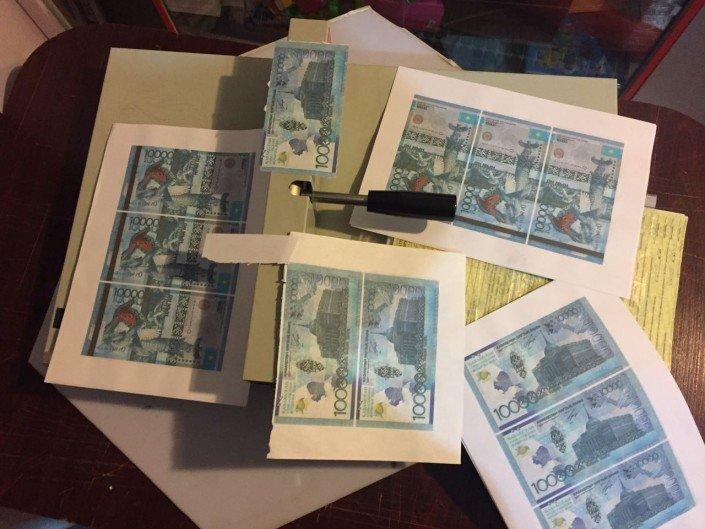 Фальшивые деньги в Алматы. Будьте осторожны. ФОТО, фото-1