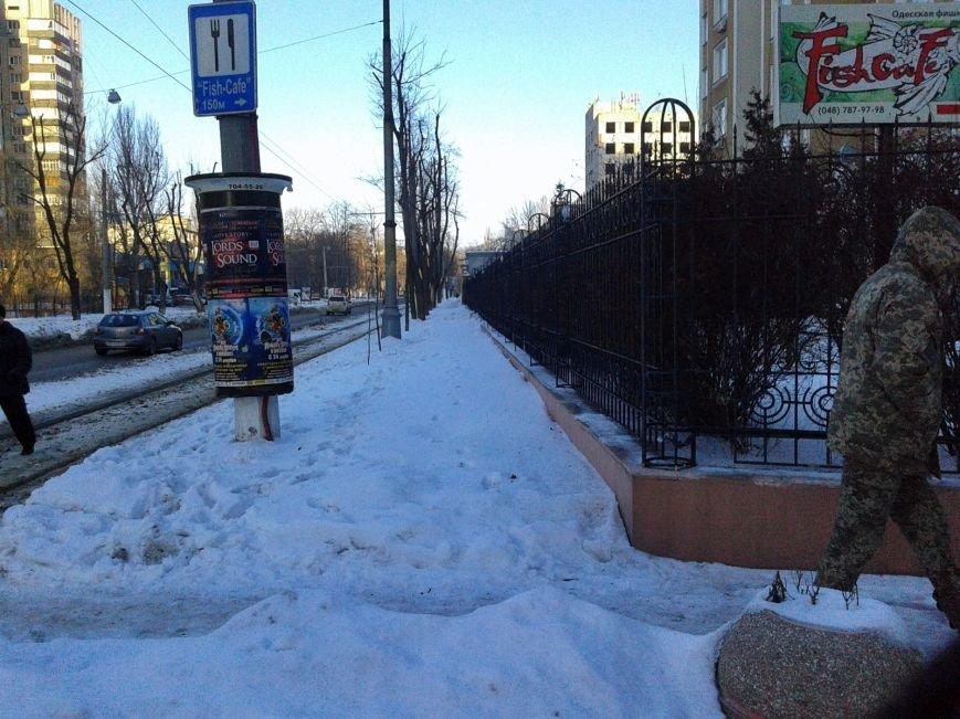 На Французском бульваре в Одессе рельсы стали новой пешеходной зоной (ФОТО), фото-2